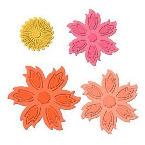 Aster Flower Topper, Spellbinders, S5-102